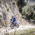 Wesley Pittens maakt veel tijd goed in tweede etappe Serres Rally