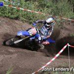 Wesley Pittens pakt podiumplaats in ONK Enduro in Hellendoorn