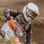 Wesley Pittens maakt goed begin in het EK Enduro